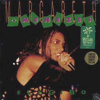 Margareth Menezes Elegibo