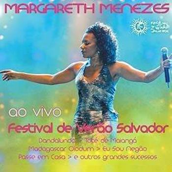 Margareth Menezes Festival de Verão de Salvador - Ao Vivo