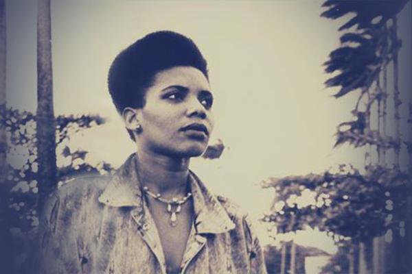 Margareth Menezes 1977