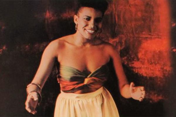 Margareth Menezes 1983