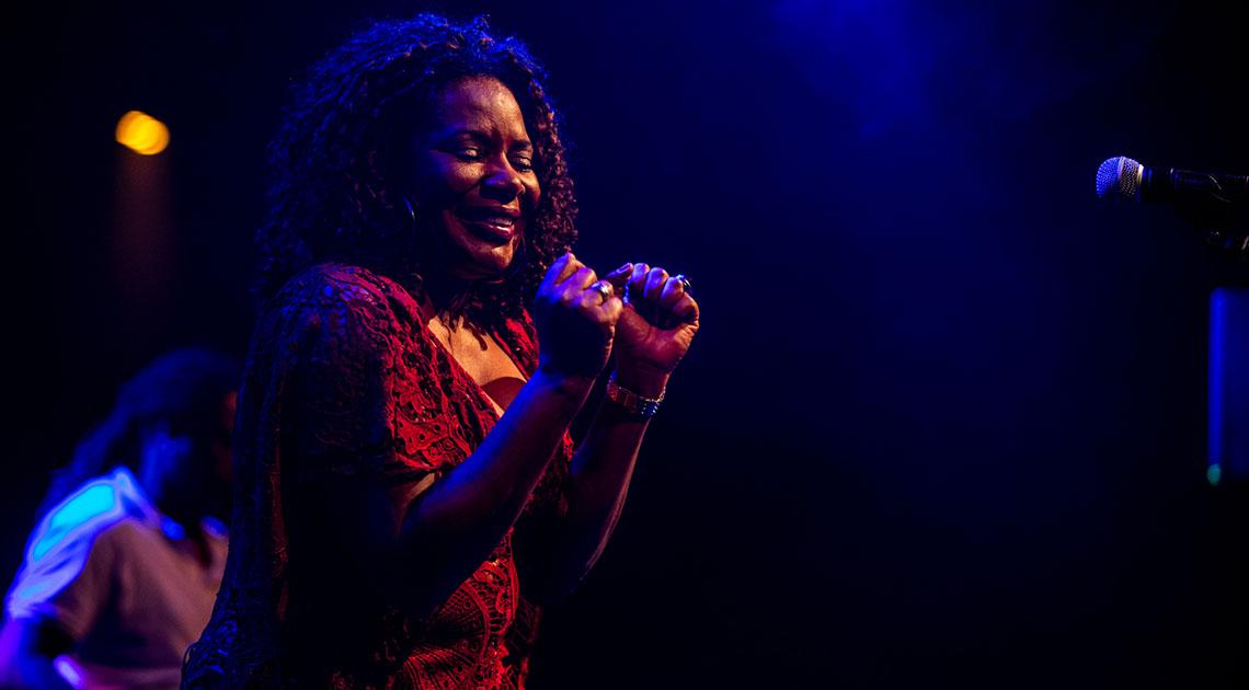 Margareth Menezes - Show Salvador BA - 06/10/2019