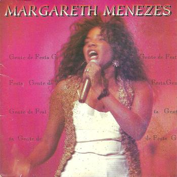 Margareth Menezes Gente de Festa